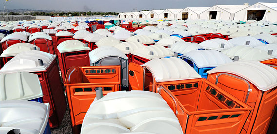 Champion Portable Toilets in Troy, MI